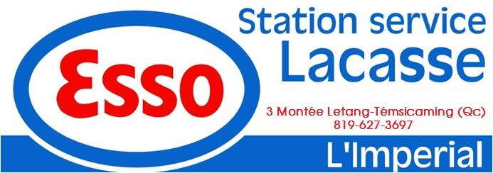 Station Service Esso Brenda Lacasse