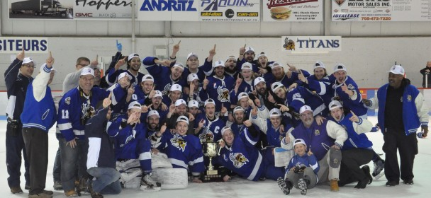 Titans, Russell Cup Champions.