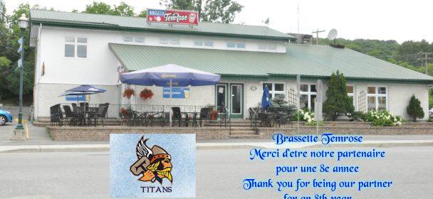 Merci a notre partenaire…Brassette Temrose