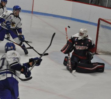 Titans lose on the road to Civics, 5-3