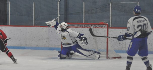Cachard shuts out the Knights