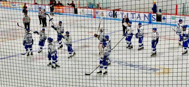 Titans blank Ottawa in exhibition game