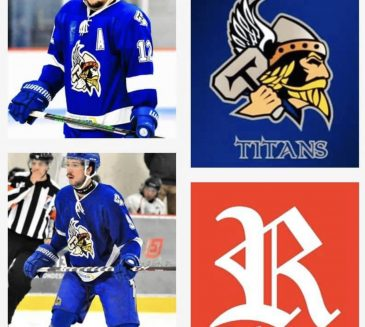 Titans – Red Wings trade