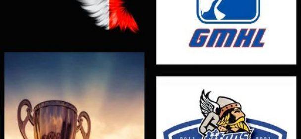 1er Championnat Canadien de la GMHL à Témiscaming en 2022
